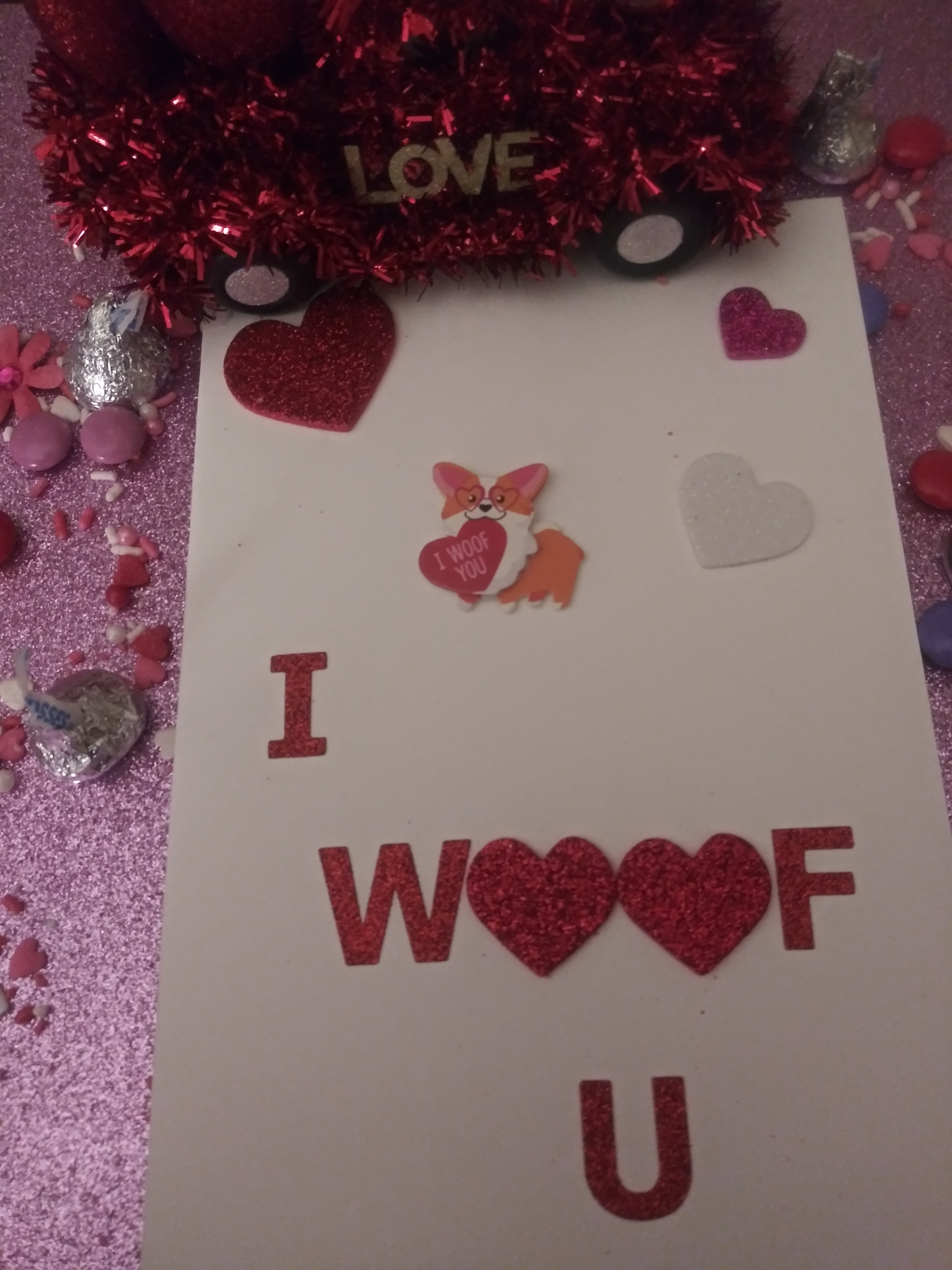 Special Occasion Love Card